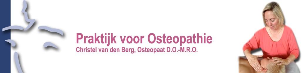 Praktijk voor Osteopathie Eelde Patereswolde